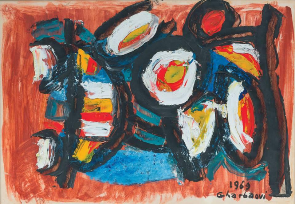Exposition permanente de l'Artiste Gharbaoui