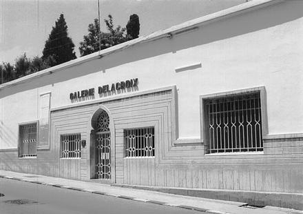 Galerie Delacroix - Tanger