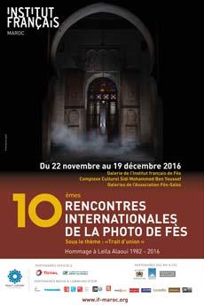 Rencontres Internationales de la photographie de Fès - 10ème édition - Fès