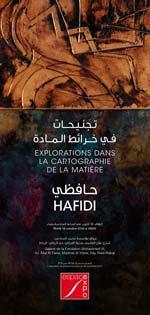 Mohamed Hafidi: Explorations dans la cartographie de la matière - Rabat