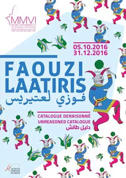 Faouzi Laatiris: Catalogue déraisonné - Rabat