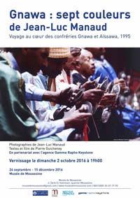 Jean-Luc Manaud: Gnawa - Sept couleurs - Marrakech