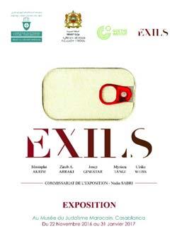 Exposition collective: EXILS - Casablanca
