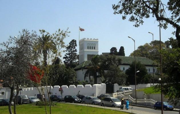 Palais Moulay Hafid - Tanger
