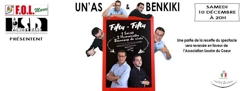 Un' AS et Benkiki - Casablanca
