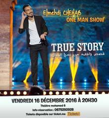 El Mehdi Chehab : True Story - Casablanca