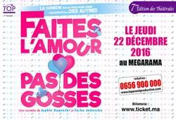 Faites L'Amour Pas Des Gosses - Casablanca