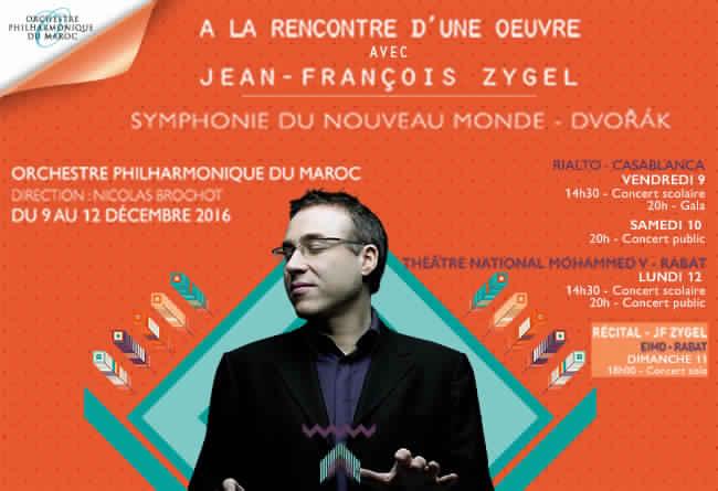 Symphonie du Nouveau Monde - DVOŘÁK - Rabat