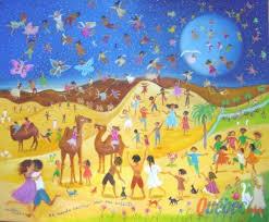 «L'art pour un monde meilleur» - Marrakech