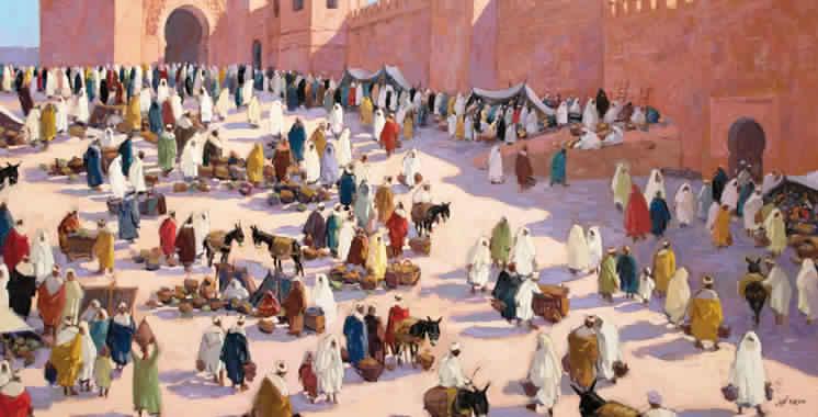 Vente aux enchères à Elden et choukri:  - Marrakech