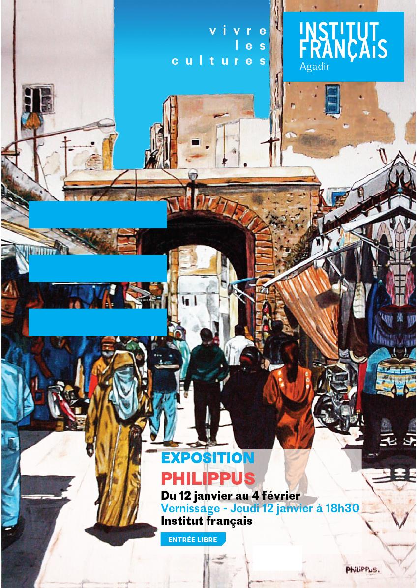 Exposition Philippus - Agadir