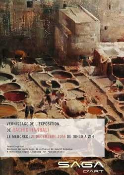Rachid Hanbali - Casablanca
