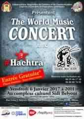 World Music Concert avec #Hachtra et Hada Ma Kan - Casablanca