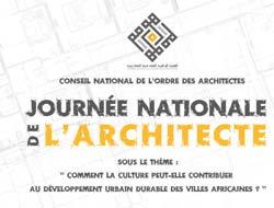 Journée Nationale de l'Architecte - Rabat