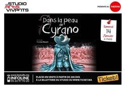 Dans la peau de Cyrano - Casablanca