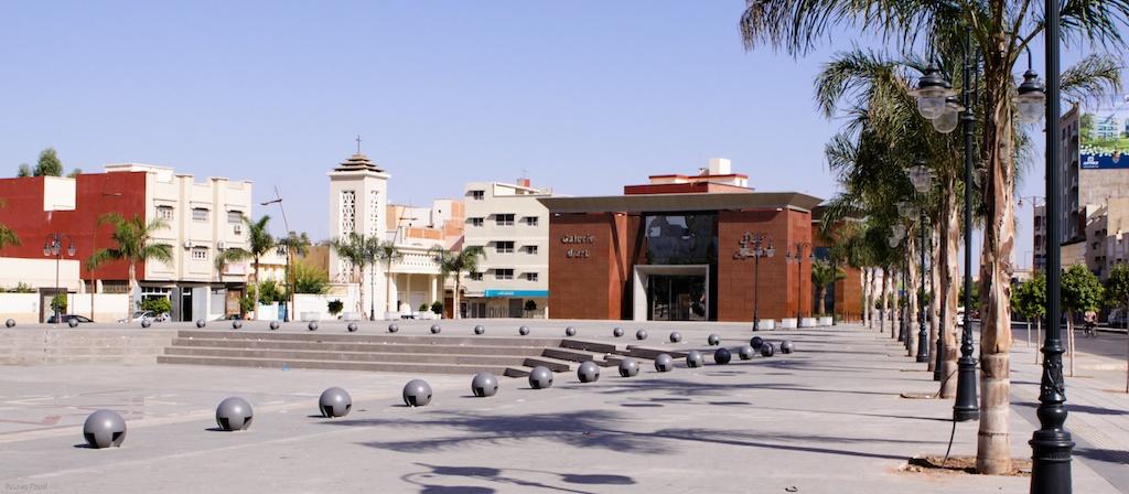 Galerie d'art d'Oujda - Oujda