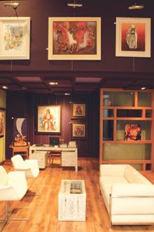 Galerie Saga d'Art - Casablanca