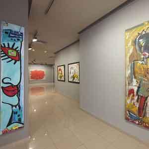 Galerie d'art CulturesInterface - Casablanca