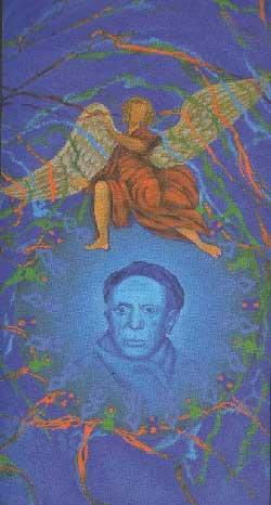 Youssef Benjelloun rend hommage à Picasso - Rabat