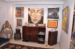 Shannaz Concept Art Gallery - Casablanca
