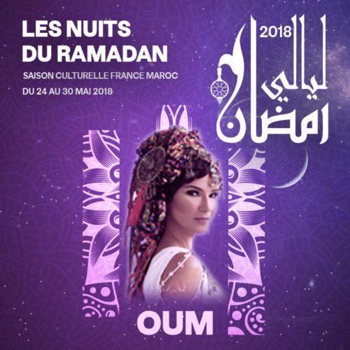 OUM, les Nuits du Ramadan - Oujda