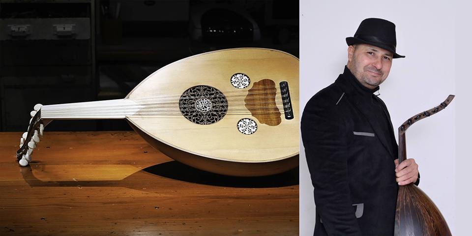 Oud (Luth Arabe) spectacle de Musique - Casablanca