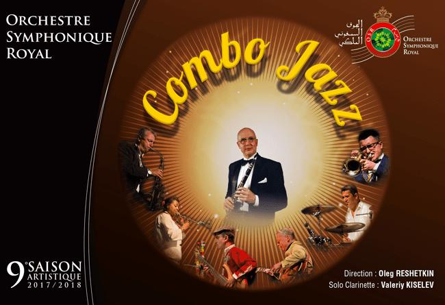 COMBO JAZZ - Casablanca