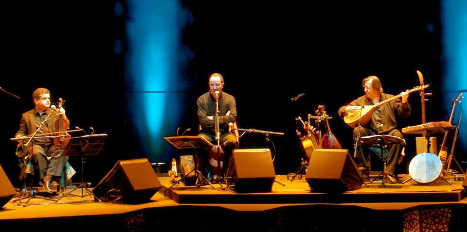 Concert Ramadan. Luis Delgado trio - Casablanca