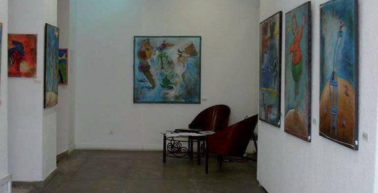 «Mon Maroc», exposition de l'artiste-peintre Mira Kosmider - Varsovie