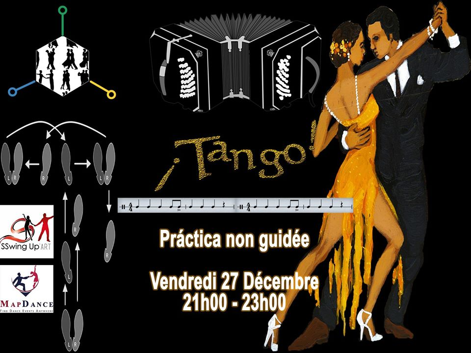 Práctica semanal del Tango - Sswing Up'Art - Casablanca