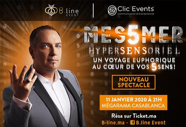 MESSMER - Casablanca