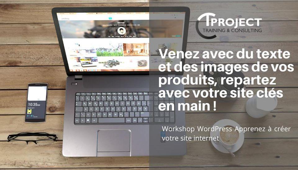 Workshop WordPress - Casablanca