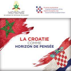 La Croatie comme horizon de pensée - Rabat