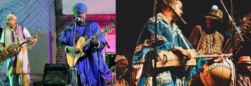Soirée de lancement - Concerts de Kalimba + Alibeta - Casablanca