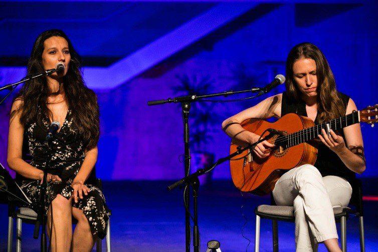 Concert : Isabel Vinardell & Isabelle Laudenbach - Casablanca