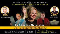 La Chanson marocaine : la voix de la tolérance - Rabat
