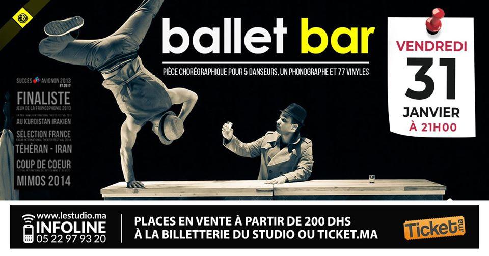 Ballet bar - Casablanca