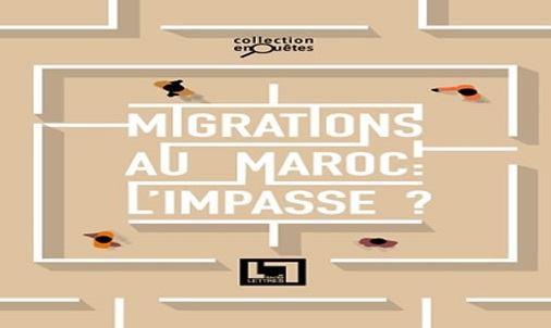 """Rencontre autour de l'ouvrage """"Migrations au Maroc : l'impasse?"""" - Casablanca"""