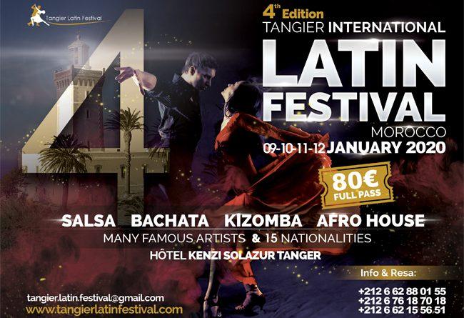Tangier International Latin Festival  - Tanger