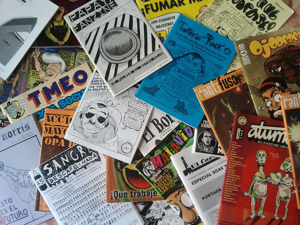 "13 Exposition ""F comme fanzine"" - Casablanca"