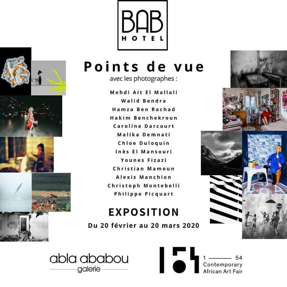 1-54 Contemporary African Art Fair & Abla Ababou Galerie - Marrakech