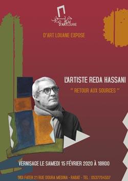 Reda Hassani : Retour aux sources - Rabat