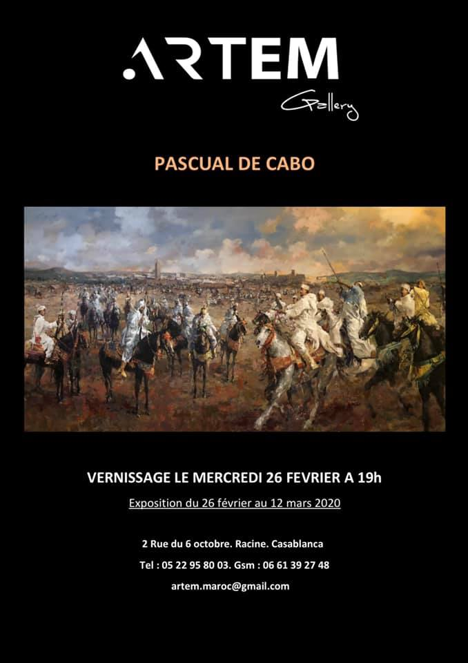 Exposition  Inaugurale - Casablanca