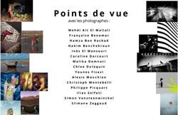 Exposition collective : Points de vue - Rabat