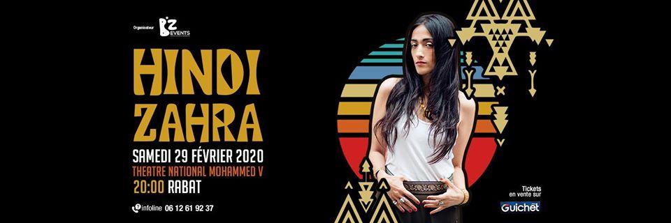 Hindi Zahra en concert exclusif à Rabat - Rabat