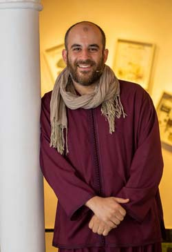 Veillée de poésie Soufie avec Hassan El Jaï - Rabat