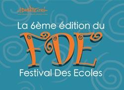 Festival des Ecoles - 6ème - Rabat