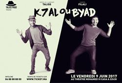 K7al Ou Byad (Taliss et Hamza) - Casablanca