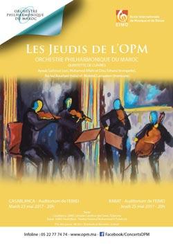 Les Jeudis de L'OPM - Rabat