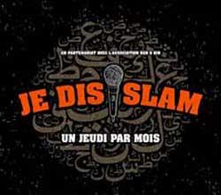 Je Dis Slam #8 - Rabat